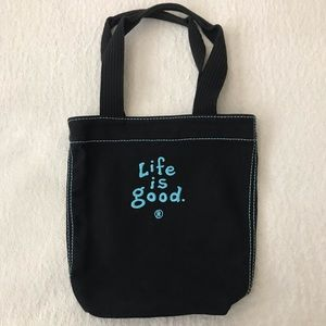 Life Is Good Bags - Life is Good Small Tote Bag